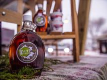 Photographie de produits Domaine vert forêt, photographié par l'Agence Ambassade, service de vidéaste à Rimouski