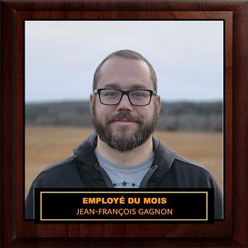 JF Gagnon, fondateur de l'Agence Ambassade, service de vidéaste à Rimouski