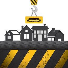 house-shape-yard-sign-mkups-cursive-comi