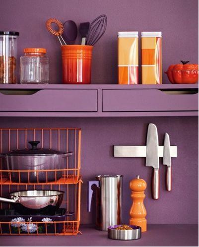Cozinha Ultra Violet