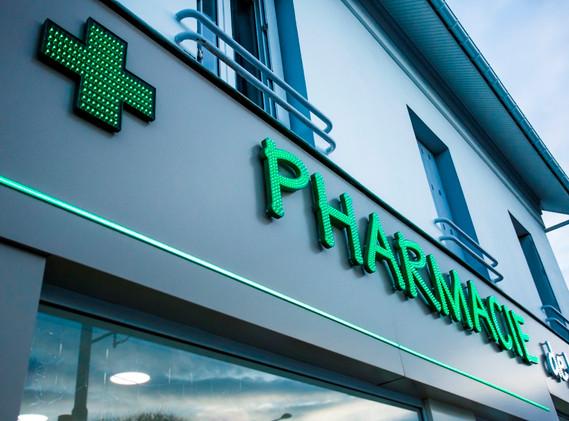 MINI-CROIX pharmacie