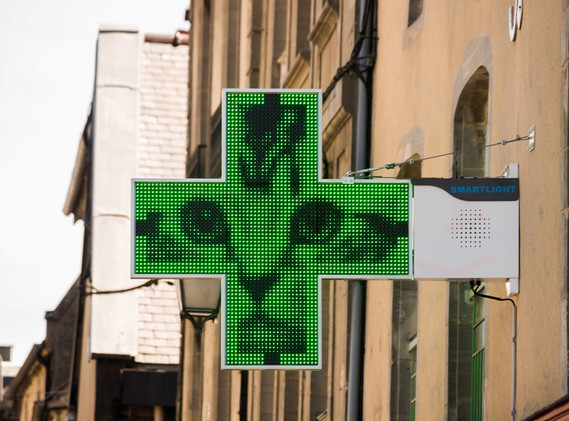 CROIX HD pharmacie