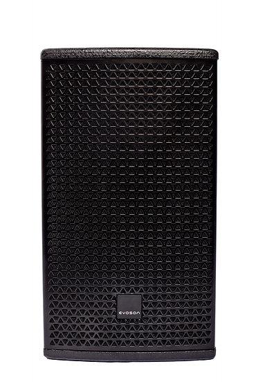 """PEAKSOUND™ 6"""" 2-way Loudspeaker Cabinet - Black"""