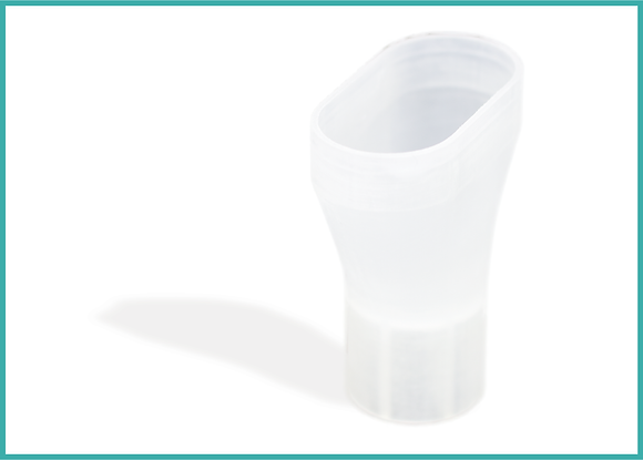 The Universal Saliva Collection Funnel from Hutchison International