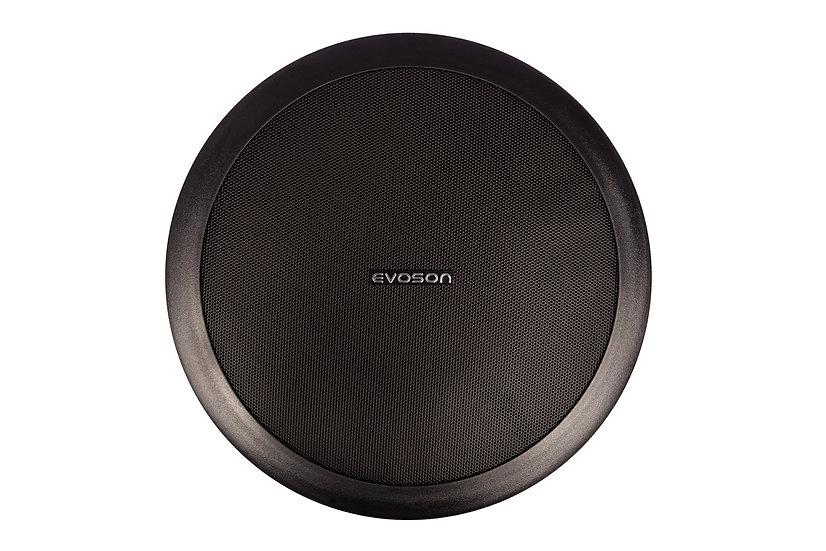 "CORESOUND™ 8"" 50W 100V Ceiling Speaker - Black"