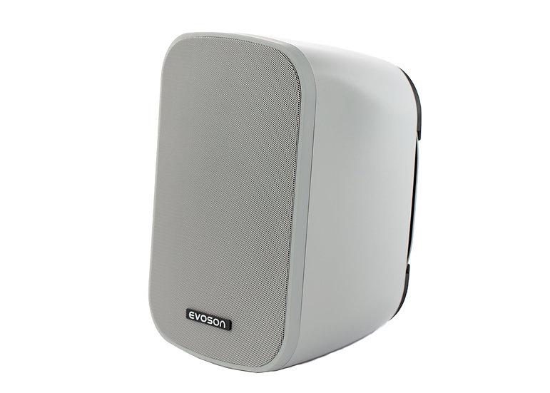 "IO Series™ 6"" IP66 100V Plastic Cabinet Speaker - Grey"
