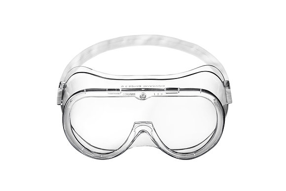 Medical Isolation Safety Goggles