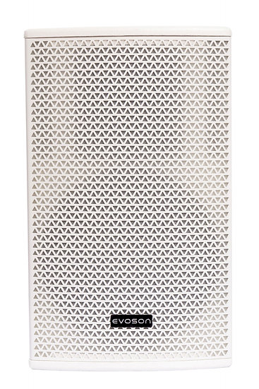 "PEAKSOUND™ 10"" 2-way Loudspeaker Cabinet - White"