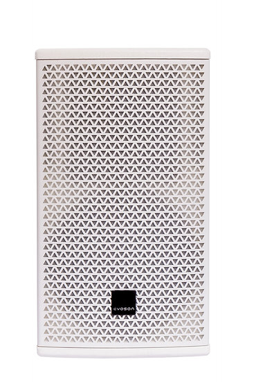 "PEAKSOUND™ 6"" 2-way Loudspeaker Cabinet - White"