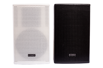 Powerful cabinet loudspeakers for background music, foreground music and distributed audio systems