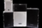 """Evoson Peaksound range of cabinet loudspeakers including 15"""" subwoofer"""