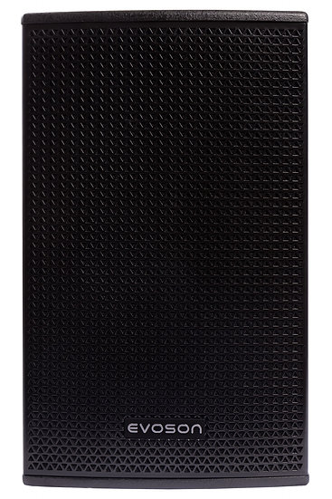 """PEAKSOUND™ 12"""" 2-way Loudspeaker Cabinet - Black"""