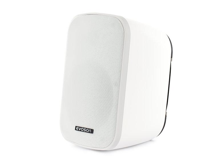 "IO Series™ 6"" IP66 100V Plastic Cabinet Speaker - White"