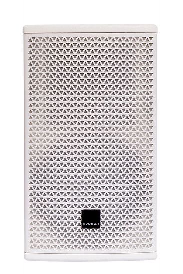 "PEAKSOUND™ 8"" 2-way Loudspeaker Cabinet - White"