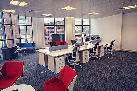 City Quadrant Newcastle serviced offices to let