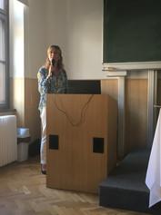 Keynote Ilaria Grazzani