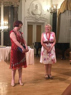 Helen Cowie award