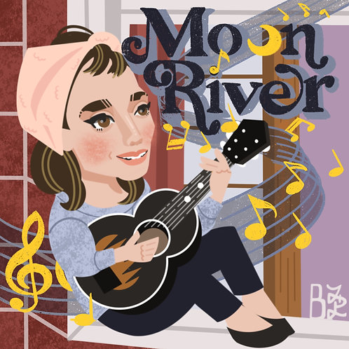 Moon River Print