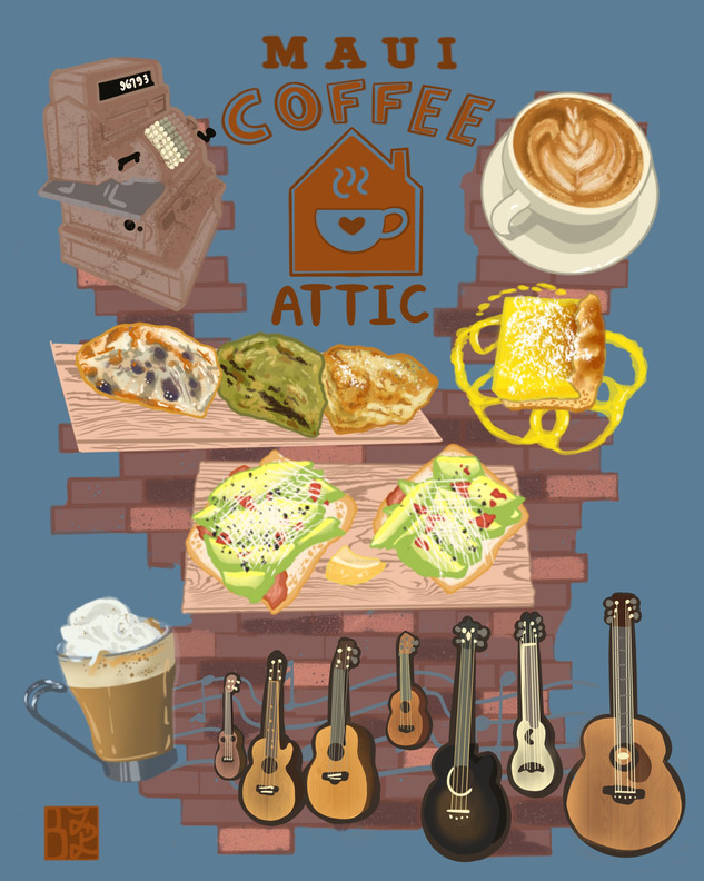 Maui Coffee Attic
