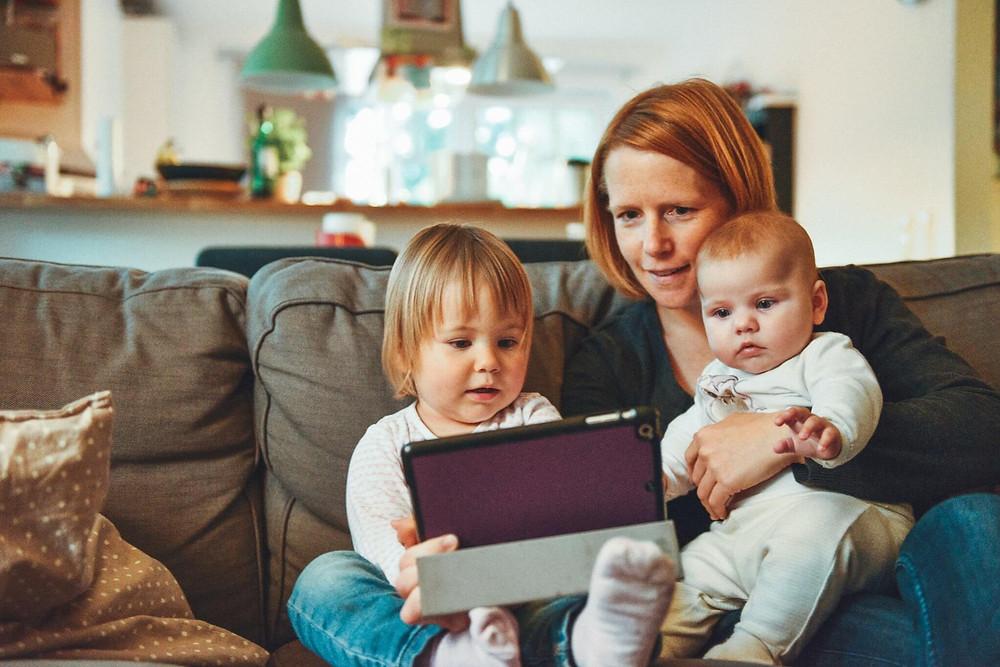 Tėvai ir vaikai. Kaip nubrėžti ribas?