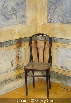 Chair - Gerry Coe