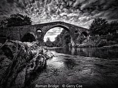 Gerry Coe - Roman Bridge