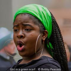 Bobby Peacock_Girl in a green scarf.jpg