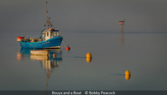 Bobby Peacock_Bouys and a Boat.jpg