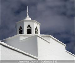 Alastair Bell - Lanzarote Church 1