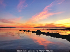 Mandy Milliken_Ballyholme Sunset.jpg