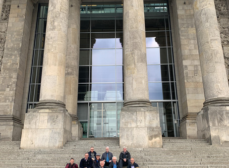 A trip to Berlin - Currywurst, the Reichstag, a Wall and the Holocaust Memorial