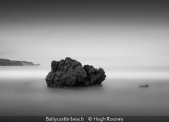 Hugh Rooney - Ballycastle beach
