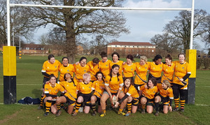 UYWRUFC 2nds Finish Their First Season On A High
