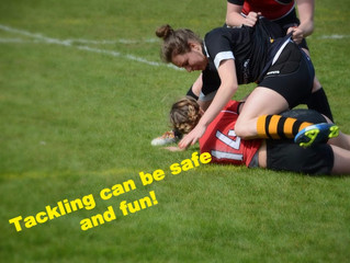Ban Rugby Tackling in Schools?