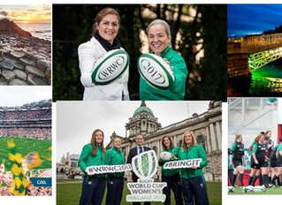 THE WOMEN'S RUGBY WORLD CUP 2017 -   What you need to know and why you're all invited