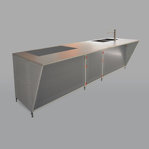 Valcucine - Meccanica - VIEW DRAWINGS