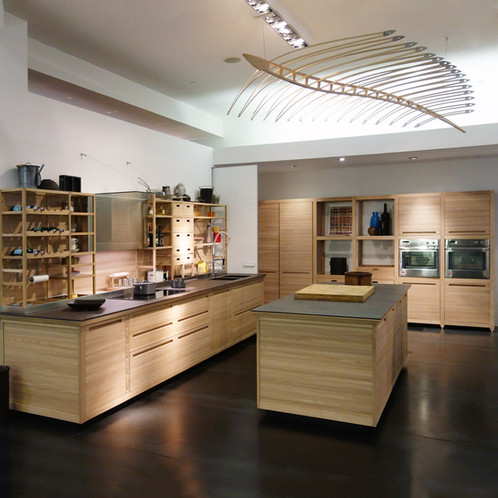 Valcucine - Sine Tempore - VIEW DRAWINGS