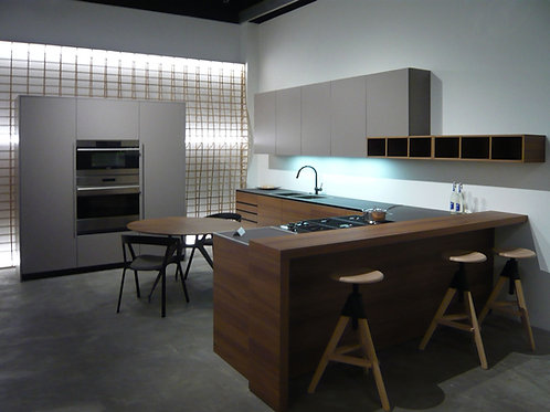 Valcucine - Forma Kitchen - VIEW DRAWINGS