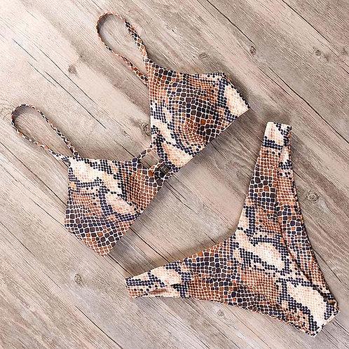 Snake Skin Bikini