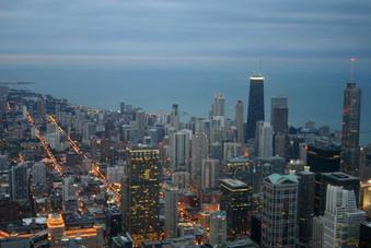 Chicago Skyline #6963