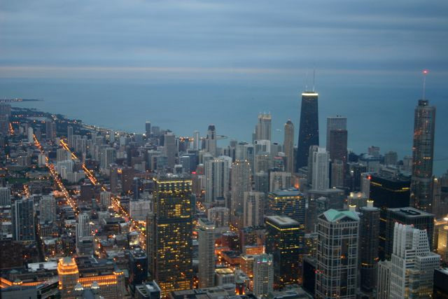 Chicago Skyline #6963