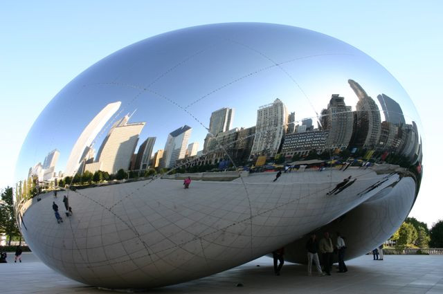 Chicago Bean 0022