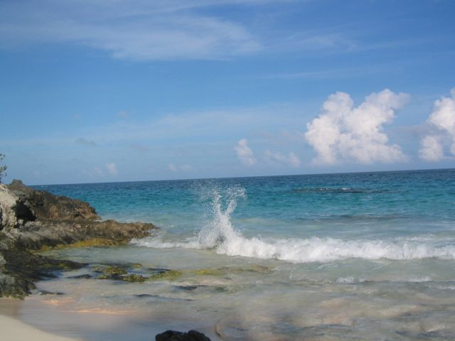 Bermuda Waves #2132