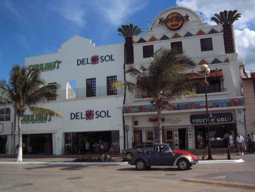 Downtown Cozumel #0050