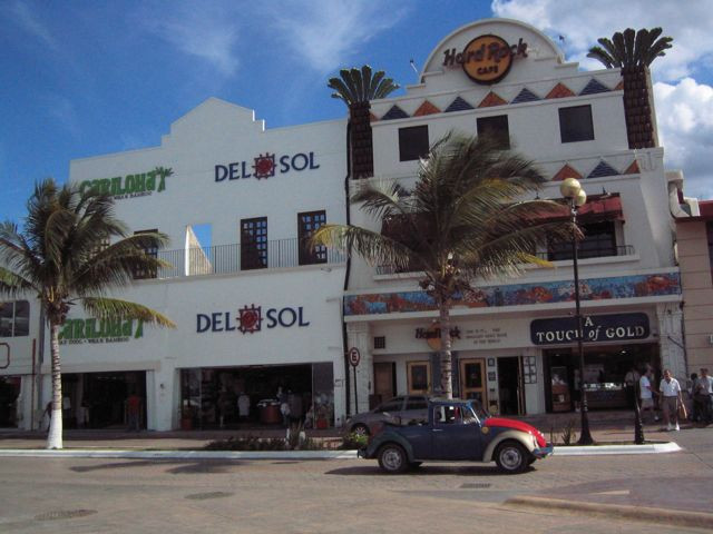 Downtown Cozumel #0050