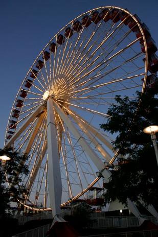 Ferris Wheel #7042