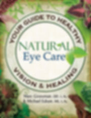 Natural Eye Care book