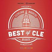 2019 Best of Cleveland Winner Logo