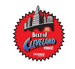 2013 Best of Cleveland Winner Logo