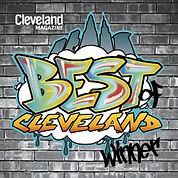 2014 Best of Cleveland Winner Logo